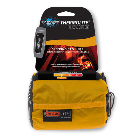 Sleeping Bags - Sea To Summit Reactor Thermolite Liner
