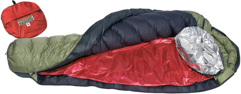 Western Mountaineering HotSac VBL Sleeping Bag Liner - Hilton's Tent City