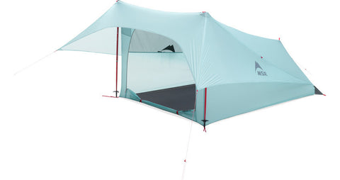 Tents - MSR® FlyLite™ 2-Person Trekking Pole Shelter