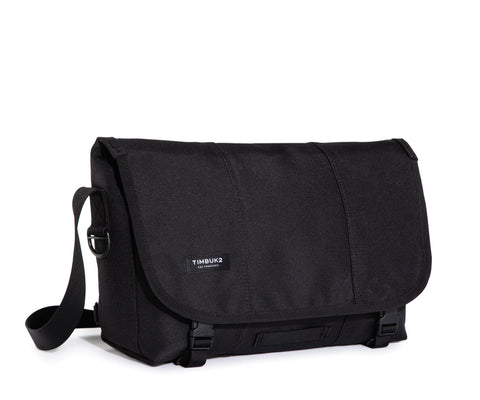 Timbuk2 Classic Messenger Bag - Small Jet Black