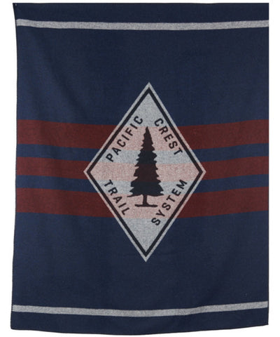 Home Goods- Woolrich Pacific Crest Trail Wool Blanket