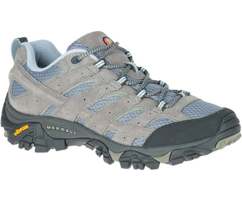 MERRELL MOAB 2 VENTILATOR HIKING TRAINERS Grey from £84.99