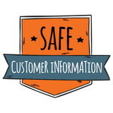 Little TroubleMakers Customer Information Badge