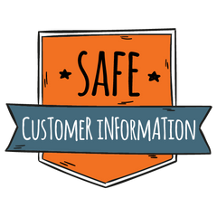 Little TroubleMakers Safe Customer Information Badge