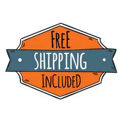 Little TroubleMakers Free Shipping Badge