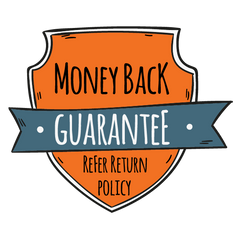 Little TroubleMakers Money Back Garantee Badge