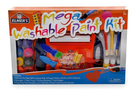 Washable Paint and Activity Kit for Kids - Elmer's