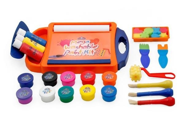 Washable Paint and Activity Kit for Kids - Elmer's - Little TroubleMakers | Kids Toys and Fashion