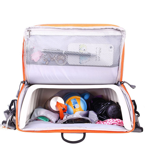 2-IN-1 Portable Booster Seats Backpack with Storage for Baby Boys & Baby Girls