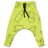 Street Style Drop-Crotch Harem Mid-Length Shorts - Little TroubleMakers | Kids Toys and Fashion