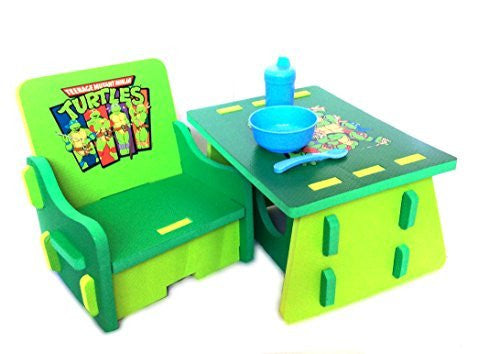 Teenage Mutant Ninja Turtles Table and Chair - Little TroubleMakers