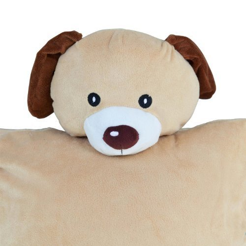 Dog Cuddle Buddy Cover - Plush Animal Pillow Covers - Little TroubleMakers | Kids Toys and Fashion