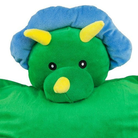 Dinosaur Cuddle Buddy Cover - Plush Animal Pillow Covers