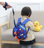 Baby Dinosaur Safety Leash BackPack - Little TroubleMakers | Kids Toys and Fashion