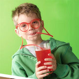 Funny Glasses Drinking Straws - Little TroubleMakers | Kids Toys and Fashion