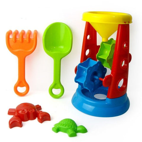 Bath and Beach Toys