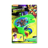 Foam Disc Shooters and Dog Tags for Kids - Ninja Turtle - Little TroubleMakers | Kids Toys and Fashion