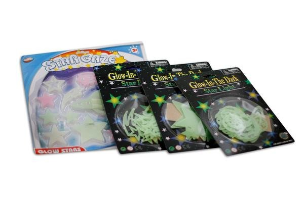 Glow in The Dark Stars and Planets for Ceiling - Little TroubleMakers | Kids Toys and Fashion