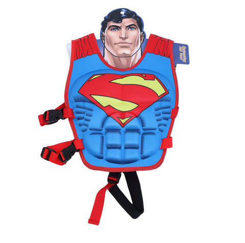 SuperMan Adjustable LifeJacket Swimming Life Vest