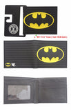Batman Silicone Wallet, Bifold, and Card Holder For Boys - Little TroubleMakers | Kids Toys and Fashion