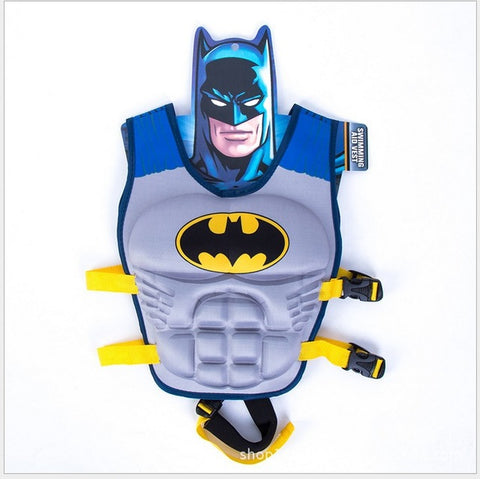BatMan Adjustable LifeJacket Swimming Life Vest