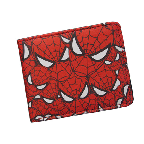 Marvel Spiderman Wallet, Bifold, and Card Holder For Boys