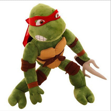 Teenage Mutant Ninja Turtles Plush Toys Figures