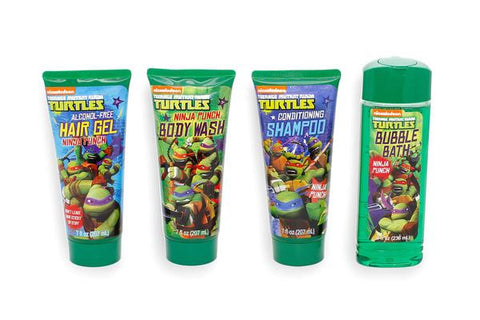 Teenage Mutant Ninja Turtles Bath & Shower Set