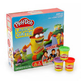 Play Doh Launch Game + 4 Extra Play Dough - Little TroubleMakers | Kids Toys and Fashion