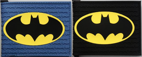 Batman Silicone Wallet, Bifold, and Card Holder For Boys