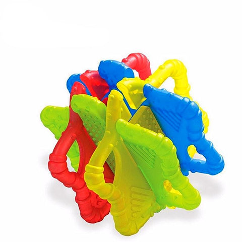 Silicone Baby Teether Toy