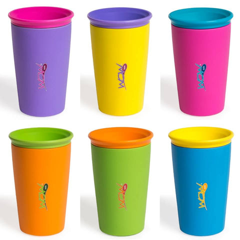 Spill Proof Sippy Cups for Kids