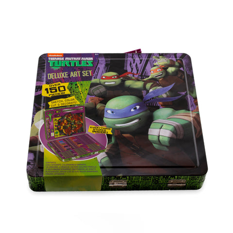 Teenage Mutant Ninja Turtles Deluxe Art Set