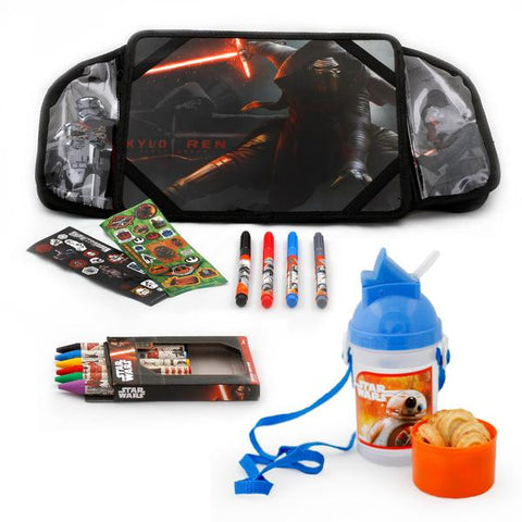 Travel Art Desk for Kids - Star Wars