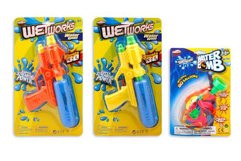Ultimate Water Gun and Water Ballons for Fight Games