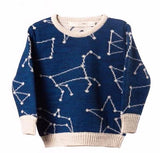 Constellation Pullover Sweater - Little TroubleMakers | Kids Toys and Fashion