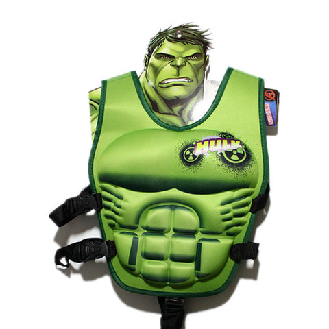 Incredible Hulk Adjustable LifeJacket Swimming Life Vest