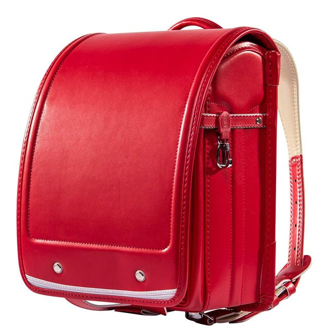 Coulomb Kids Perfect Posture School Backpack (Red) - Little TroubleMakers | Kids Toys and Fashion