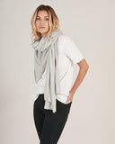 Pima Cotton Maxi Scarf