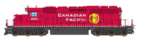 Intermountain SD40-2 Canadian Pacific (CP) 49377(S) with Factory ESU Loksound