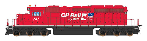 Intermountain SD40-2 Canadian Pacific (CP) Flag 49386(S) with Factory ESU Loksound