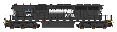 Intermountain SD40-2 Norfolk Southern NS High Hood with Factory ESU Loksound