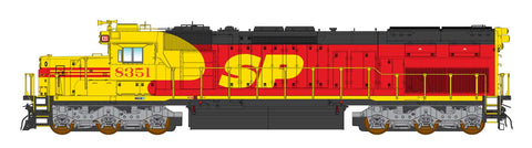 Intermountain SD40T-2- SP/SF Kodachrome - Snoot - Pre-Order