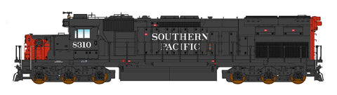 Intermountain SD40T-2- Southern Pacific - Snoot - L Window - Pre-Order