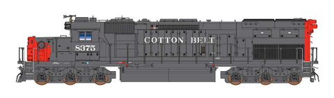 Intermountain SD40T-2- Cotton Belt - Snoot - L Window - Pre-Order