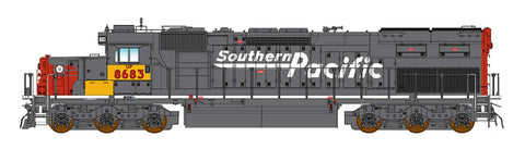 Intermountain SD40T-2- Union Pacific Patch - Ex Southern Pacific - Pre-Order