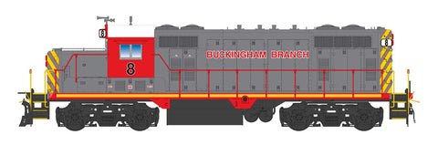 Intermountain GP16 - Buckingham Branch - Pre-Order
