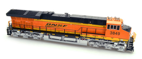 Intermountain ET44C4 BNSF Tier 4 GEVO 497101 with Factory ESU Lokpilot DCC (Non-Sound)