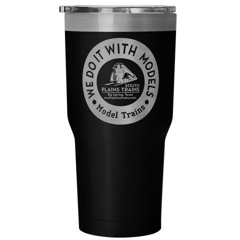 "SPT Tumbler - ""We Do It With Models"" for Hot and Cold Drinks"