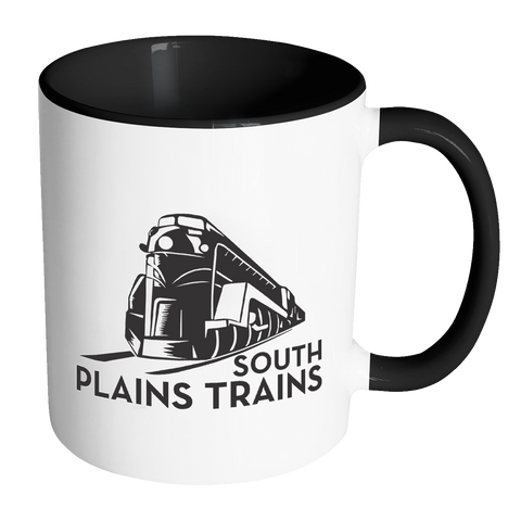 South Plains Trains Coffee Cup in Multiple Colors